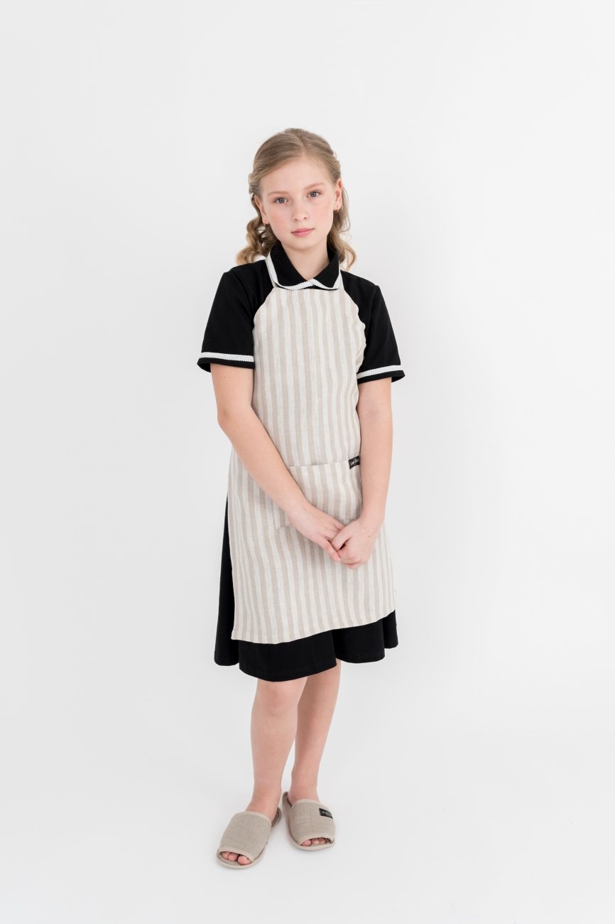 Mother & child apron set