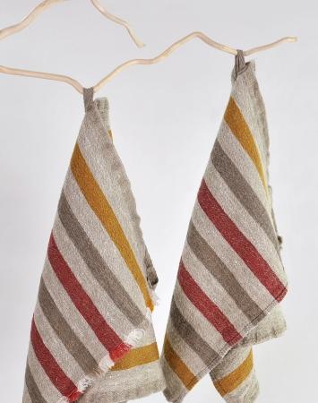 Multi-color kitchen towel Benjamin